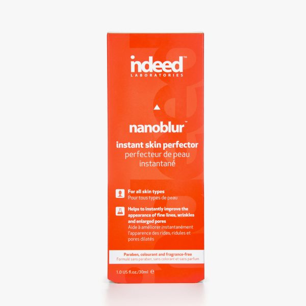 indeed laboratories nanoblur instant skin perfector